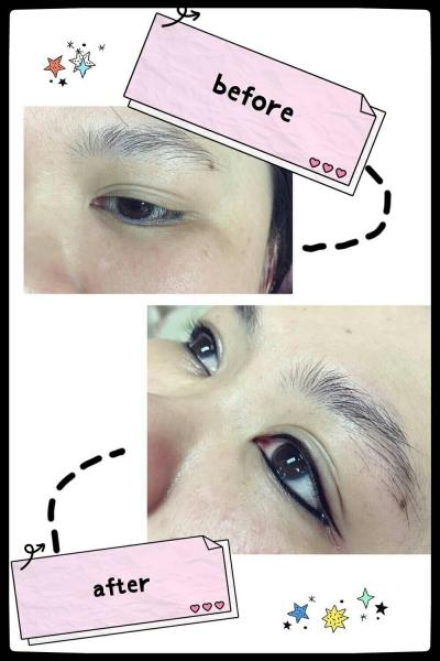 眼線/繡唇