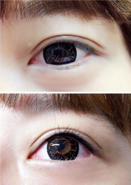 美瞳線 美瞳線