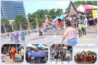 104年外籍勞工活動專區  104.04.26 新北市潑水節活動