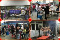 104年外籍勞工活動專區  104.09.26 巨竹烤肉
