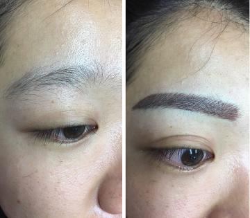 紋繡眉 紋流行眉
