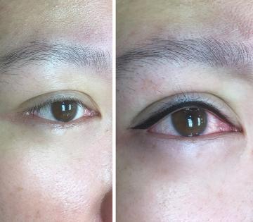 隱形眼線 妝感隱形美瞳線