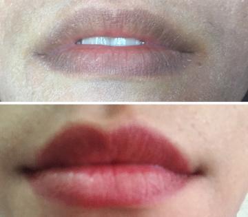 繡唇 改變唇色,襯托臉的氣色